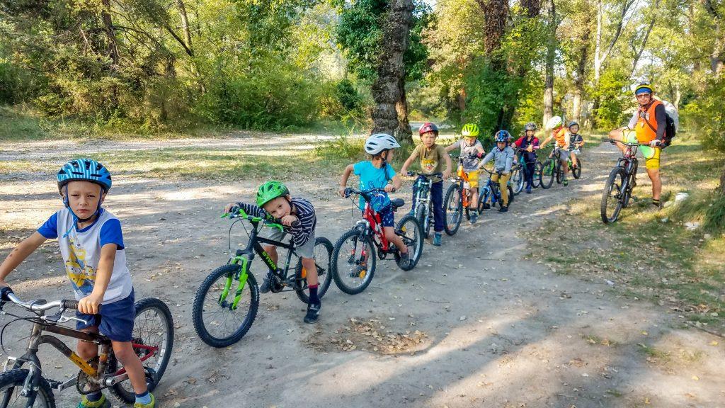 école de vélo saillans Drôme
